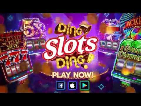 Ding Slots Ding - Classic Casino Slot Machine Game