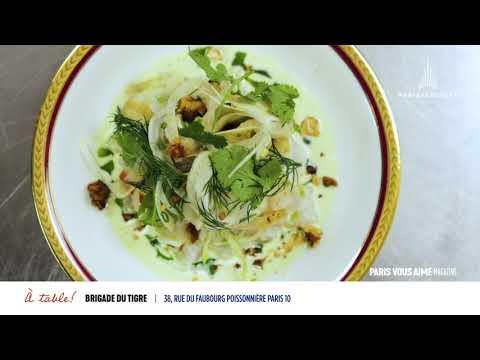 Restaurant Brigade du Tigre
