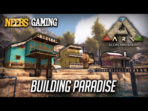 Ark: Survival Evolved - Building Paradise