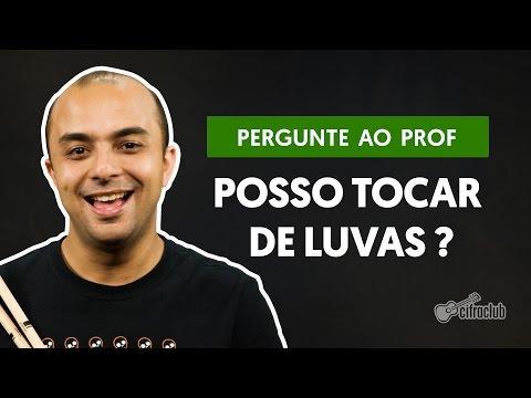 Posso Tocar De Luvas? | Pergunte Ao Professor