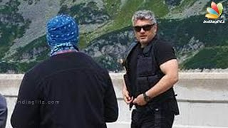 thala 57 movie shooting spot in austria   ajith kajal agarwal   latest tamil cinema news