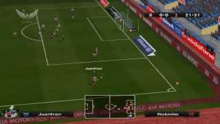 PES 6 Phoenix Patch 2013/14 - gameplay in HD