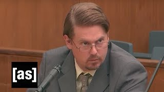 Highlights From Day 1 | Tim Heidecker Murder Trial | Adult Swim