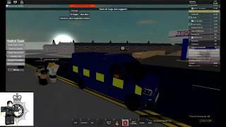 [Roblox Cardiff City] Uk Policing the British way Crazy Patrol!