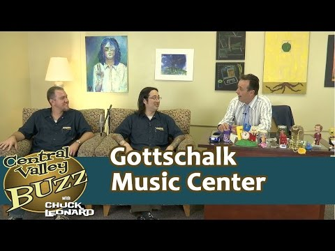Rick Stokes & Jeremy Bergmann, Gottschalk Music Center