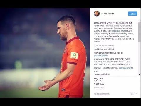 Borneo FC vs Persib DiTunda, Shane Smeltz Sebut Persib Yang Kontrol Liga