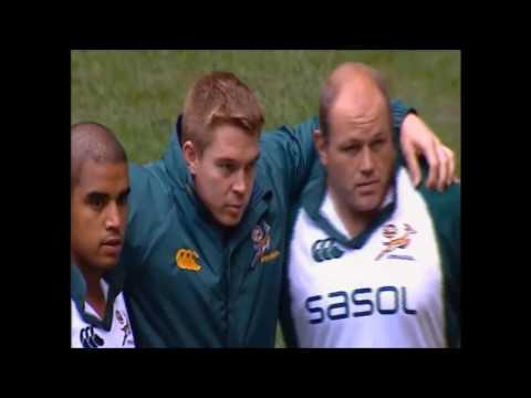 Os Du Randt - Rugby Legend