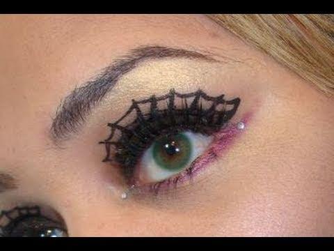 Makeup halloween rainha da noite youtube - Pinturas para halloween ...