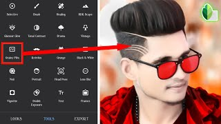 snapseed new hair style editing | snapseed hair + face white photo editing | snapseed photo editing screenshot 5