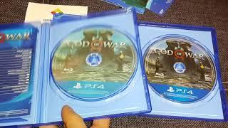 Поддельные диски God of War