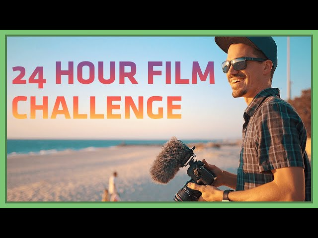 24 Hour Film Challenge