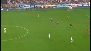 Ultimos 10 minutos Peru vs Chile HD comentarios de Gonzalo Nuñez