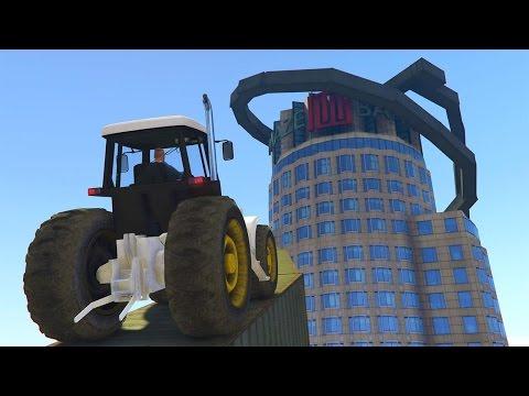 Видео GTA 5 - игровые ролики по GTA Online от