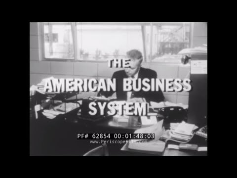 1950s NATIONAL CASH REGISTER CORP.   PUNCH CARD COMPUTERS & FINANCIAL MANAGEMENT FILM 62854