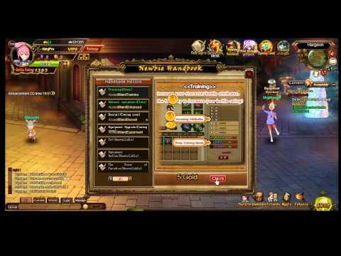 Fairy Tail Online - Начало ли ? [Рыцарь] #1