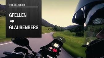 Gfellen ➔ Glaubenbergpass  v2 │ Streckenvideo │ Yamaha XT660Z Ténéré