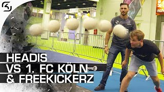 FIFA 19 & Headis Battle - freekickerz & SK vs FC Köln