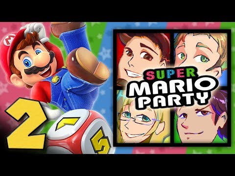 Super Mario Partner Party: Teamwork Dream Work - EPISODE 2 - Friends Without Benefits