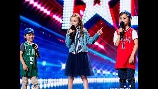 respect aretha franklin kids of leo cover australia s got talent 2016