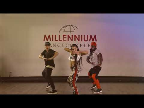 Zumba + Millennium Dance Complex 'Hula Hoop'