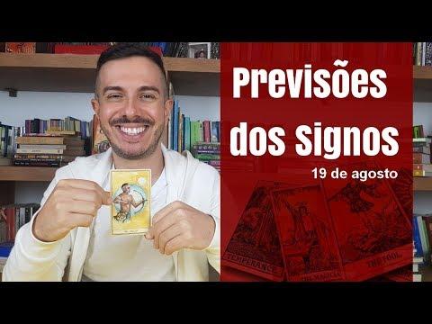 Horóscopo da Semana com o Tarô -  19/8 à 25/8 - André Mantovanni