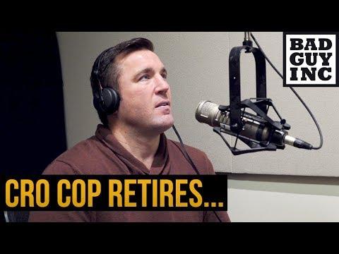 Mirko Cro Cop Retires