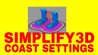 ▼ simplify3d coast settings what does it do?