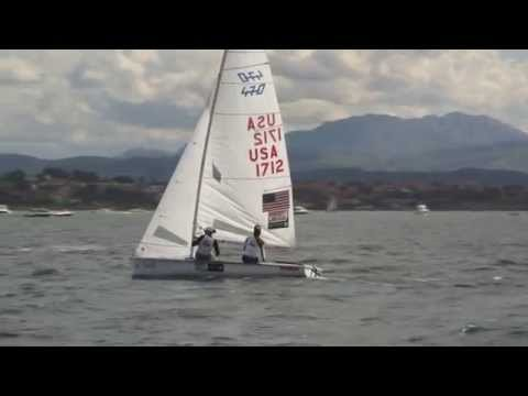 ISAF World Championships: US Sailing Team 470's vs. The World's Best