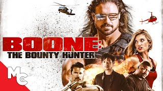 New Hollywood Movie | Boone: The Bounty Hunter | Action Drama