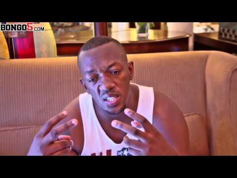 O'neal (Botswana's BBA 2013 representative talks about career as a DJ and Feza Kessy