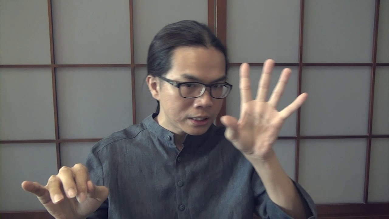 黃鴻文老師琴學講座--「古琴的基本功」