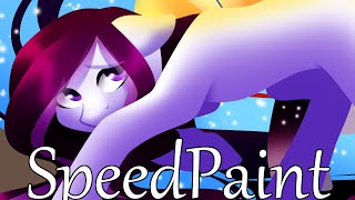 OC Speedpaint - Haunting