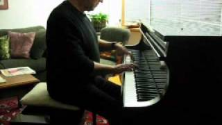 Pedacito de Cielo - Vals Tango - Izak Matatya, piano