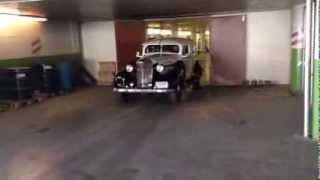 1936 Buick Great America Race