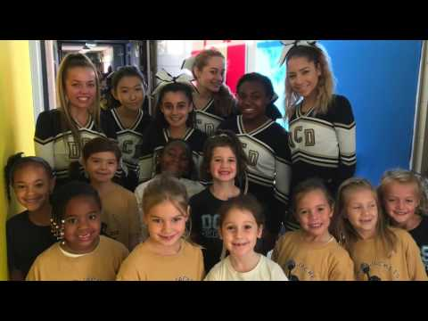 Homecoming - Pep Rally at Lower School