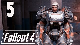 Стрим Fallout 4 Пропавшие разведчики 5