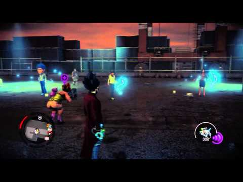 The LOL rift Saints row 4 w/nova #11