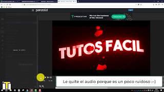 😛👍Crear Intro para Youtube Con Panzoid | ONLINE | 2018 | Sin Programas😛👍