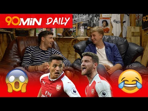 Arsenal finish above Spurs after 2-0 win!? | PULIS SACKED! Pogba puts Man U in title race!? | Daily