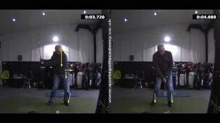 THE KEY TO A GREAT DOWNSWING - Pressure transfer - James Goddard