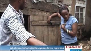 Abatuuze batabukidde eyasuulawo omwana thumbnail