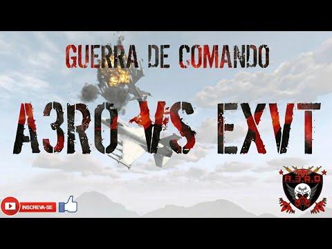 A3RO vs EXVT GUERRA 6x6 (XB 360)