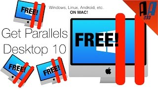 How To Get Parallels Desktop 10 (FULL VERSION) FOR FREE!!! | 2015