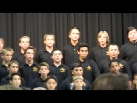 On Broadway at Diablo Vista Middle School 2014