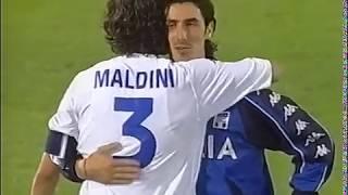 Чемпионат Европы 2000 EURO 2000 Франция Италия ретро матч
