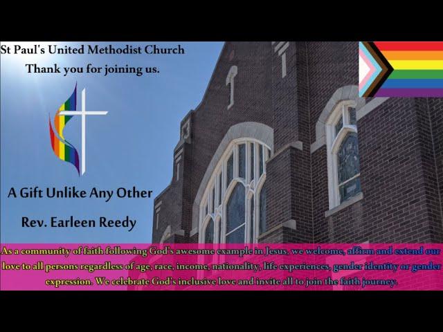 Sunday Worship - 7/5/2020