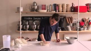 STEP 4) How To Knead Sourdough Bread dough?