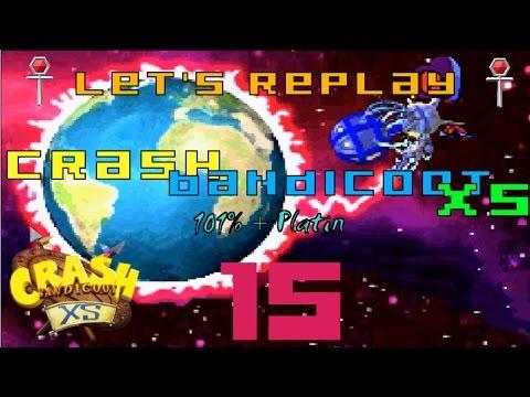Let's Replay Crash XS [German/101%/Platin] #15 - Froschgefahr!