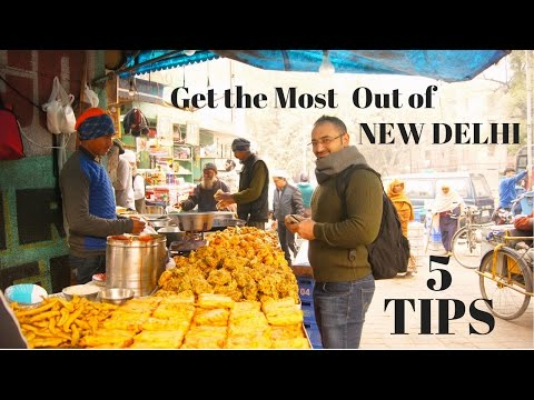 Top 5 Tips| Vacation in New Delhi India| A lifetime adventure