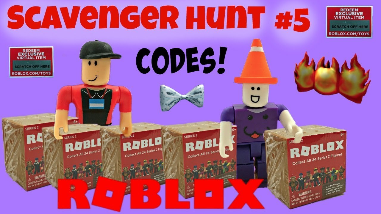 Roblox Scavenger Hunt 5 Closed Codes Roblox Toys